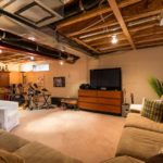 25+ Astonishing Unfinished Basement Ideas that You Should To Apply