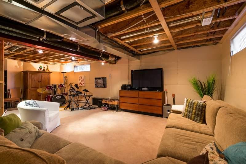 unfinished basement ideas. Modern Minimalist Unfinished Basement Ideas Unfinished Basement Ideas N