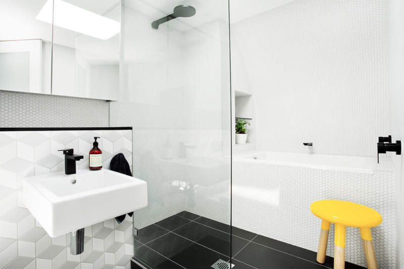 neat basement bathroom ideas