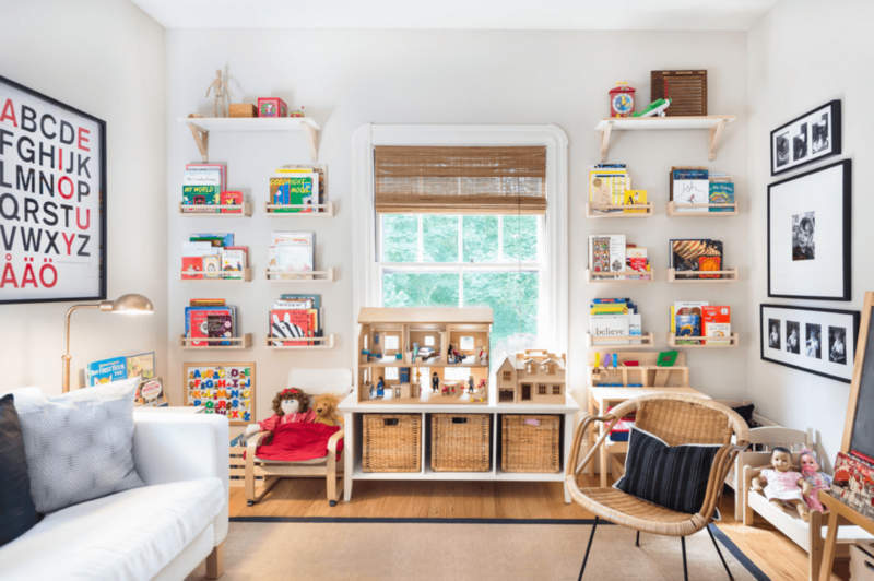 Nice Kids Room Storage Ideas