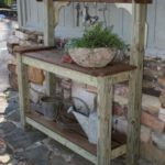 20+ DIY Potting Bench Ideas You Should Copy The Design Blueprint