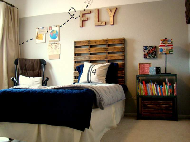 pallet boys bedroom ideas