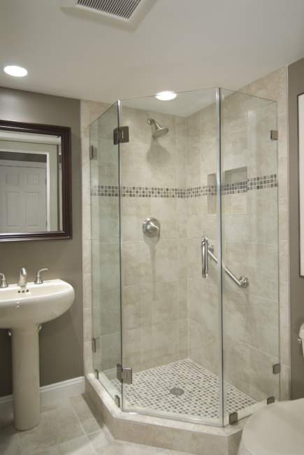 ultra modern basement bathroom ideas