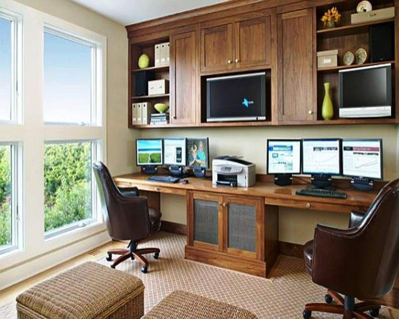 25+ DIY Home Office Design Ideas That Really Work For Your ...