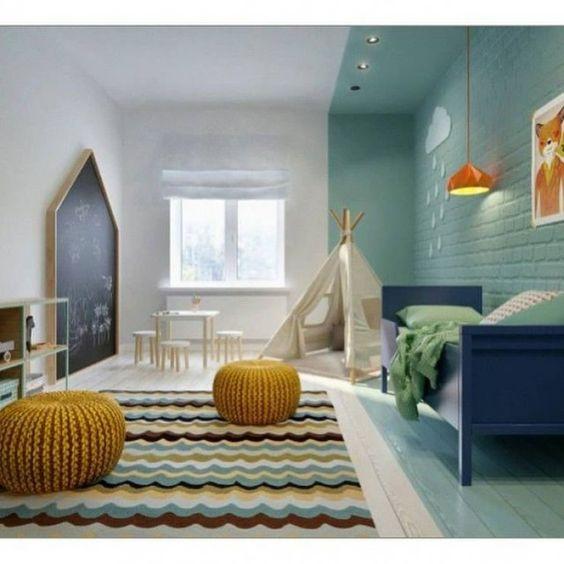 Beachy Kids Room Ideas