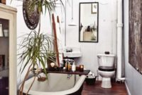 Bohemian Basement Bathroom Ideas