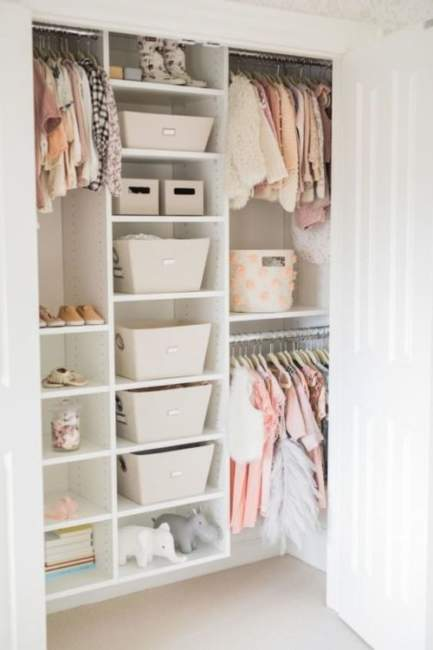 Dressing Shelves Girls Room Decor