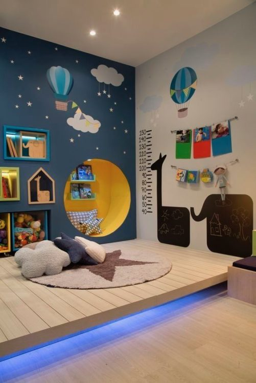 Eclectic Kids Room Ideas