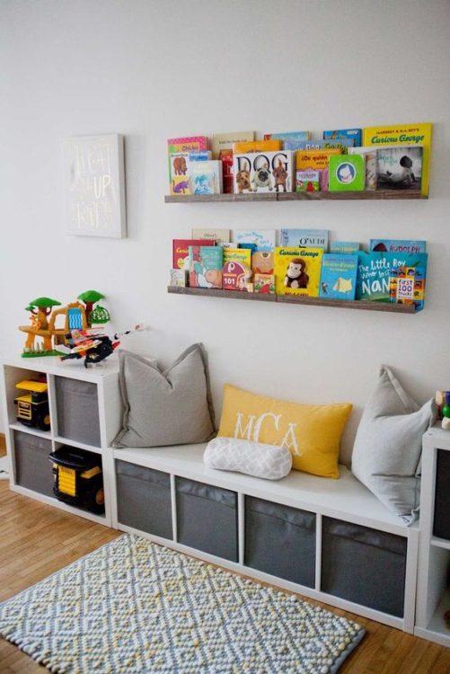 Educational Kids Room Ideas