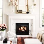 30+ Best Fireplace Tiles Ideas for Your Fireplace Mantel Remodel