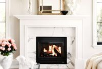 Elegant Fireplace Tile Ideas 1