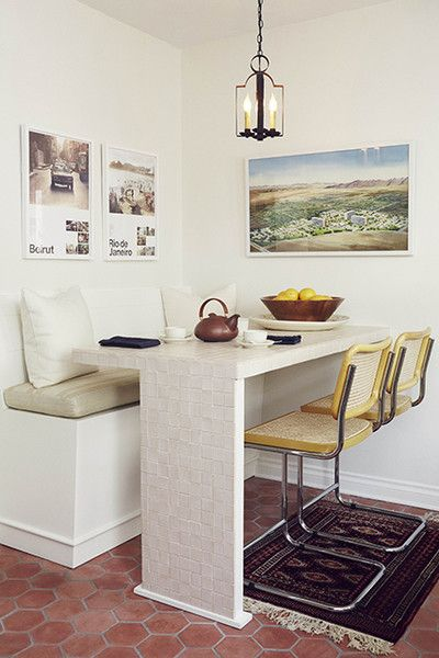 Mini Bar Corner Breakfast Nook Ideas