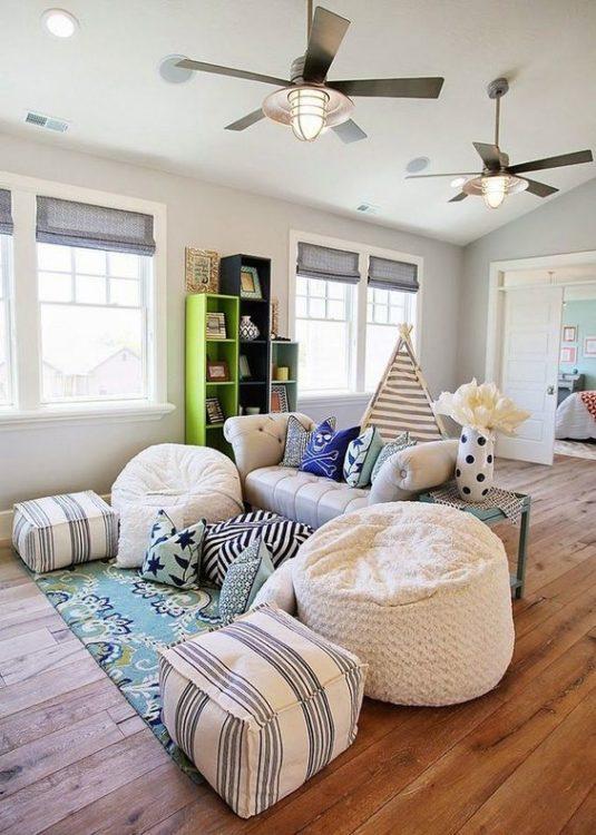 Minimalist Kids Room Ideas