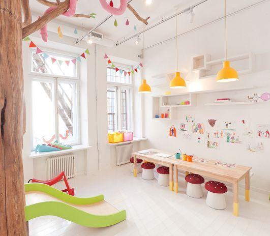 Natural Light Kids Room Ideas