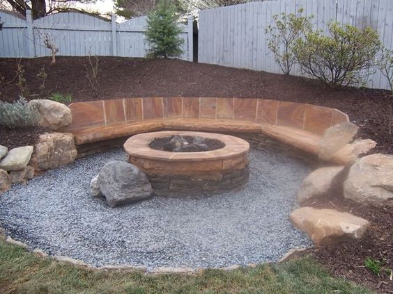 Natural Stone Patio Ideas