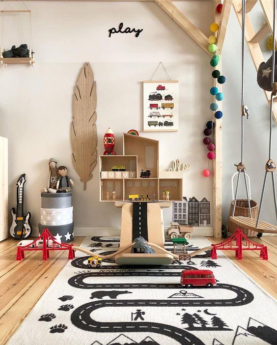 Playful Kids Room Ideas