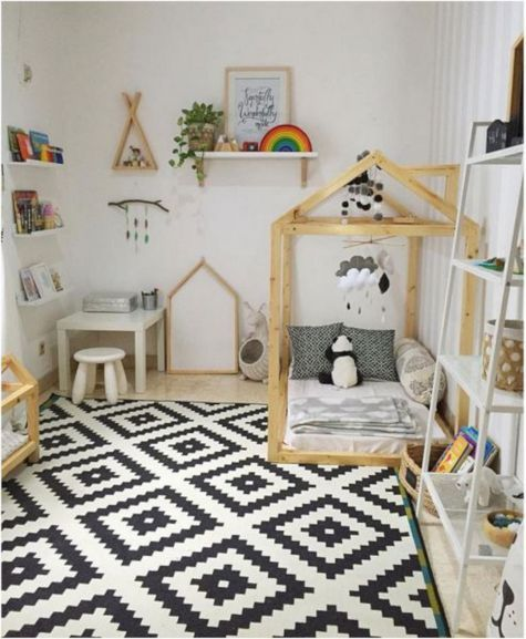 Scandinavian Kids Room Ideas