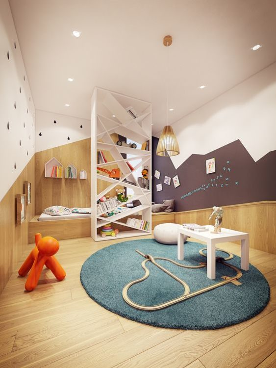 Simple Kids Room Ideas