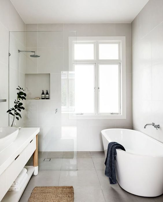 Stylish Tiny House Bathroom