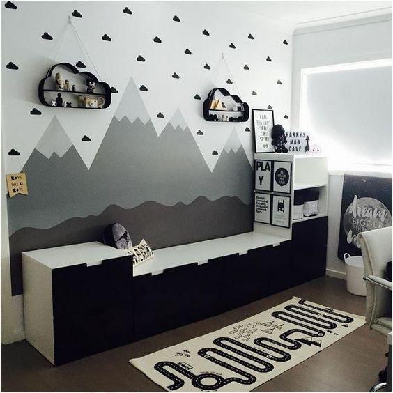 Super Minimalist Kids Room Ideas