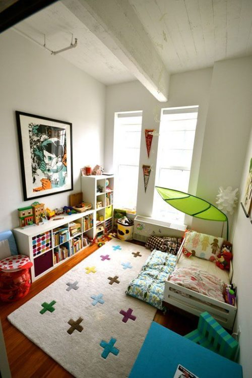 Tiny Kids Room Ideas