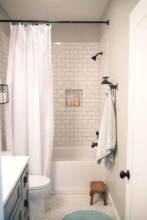 Warmth Tiny House Bathroom