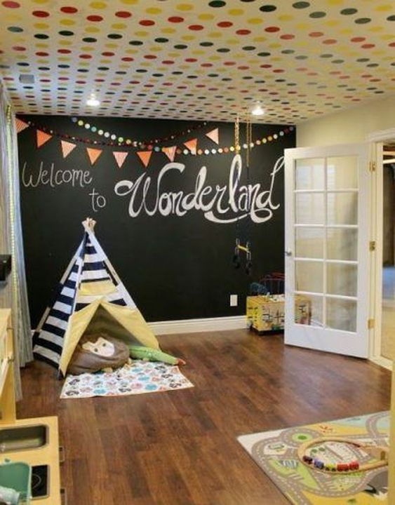 Wood Floor Kids Room Ideas