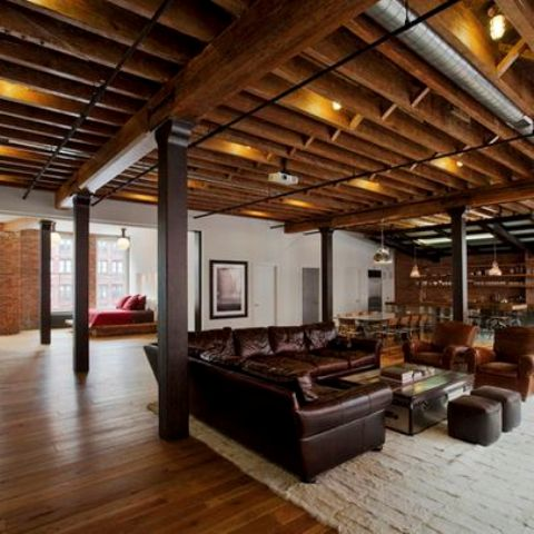 all wood basement ceiling ideas 1