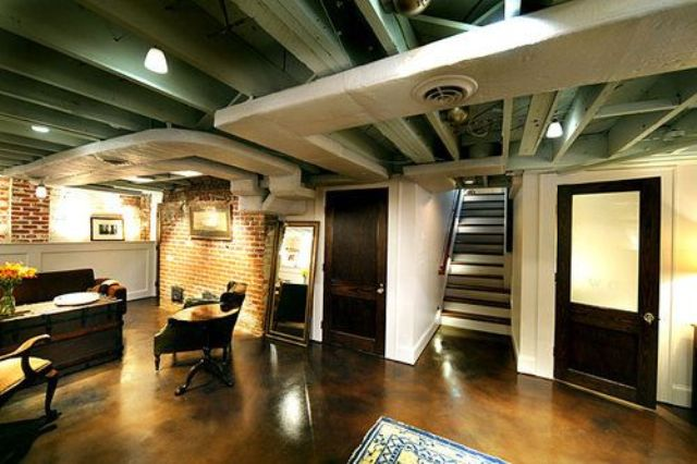 25+ Basement Ceiling Ideas On A Budget that Absolutely Cheap