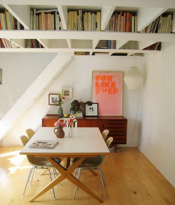 Hidden Bookshelf Basement Ceiling Ideas
