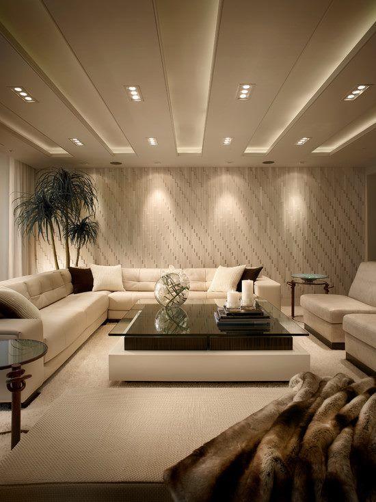 Ultra Modern Basement Ceiling Ideas