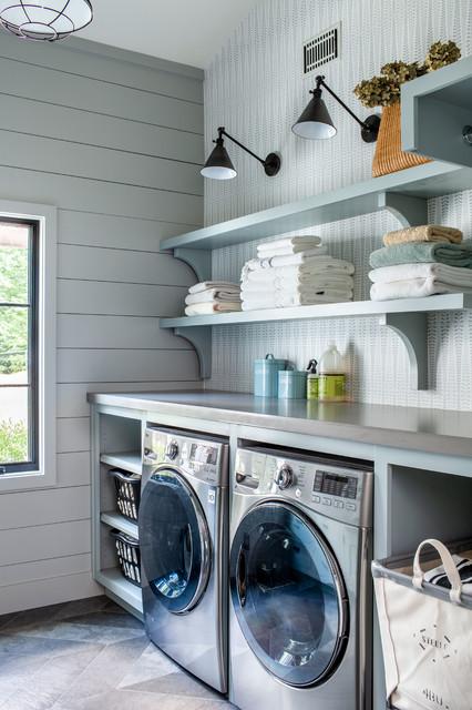 diy farmhouse laundry room ideas