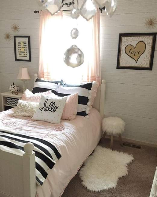 amusing teenage girls bedroom decorating ideas | 25+ Fascinating Teenage Girl Bedroom Ideas with Beautiful ...