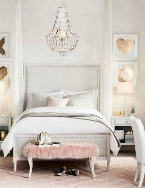 25+ Fascinating Teenage Girl Bedroom Ideas with Beautiful ... on Beautiful Rooms For Teenage Girls  id=70238