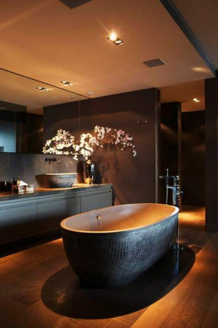 Luxury Basement Bathroom Ideas