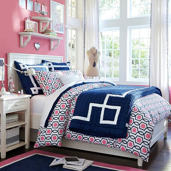 25+ Fascinating Teenage Girl Bedroom Ideas with Beautiful ...