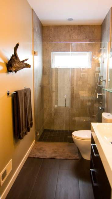 Traditional Basement Bathroom Ideas