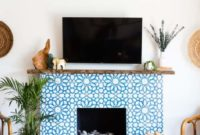 Scandinavian Fireplace Tile