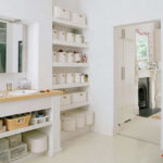 25+ Clever Small Bathroom Storage Ideas and Wall Storage Solutions