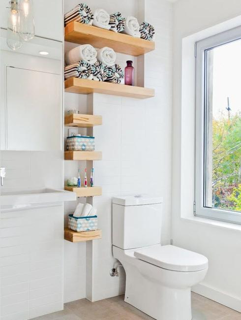 25 Clever Small Bathroom Storage Ideas And Wall